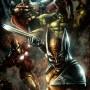 2D Art Patricio Clarey Marvel Heroes