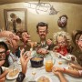 Illustration Tiago Hoisel Meeting with girlfriends family