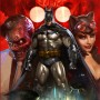 2D Art Dave Wilkins Batman Arkham Unhinged
