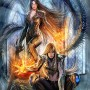 Fantasy Stjepan Sejic Witchblade 116 Cover