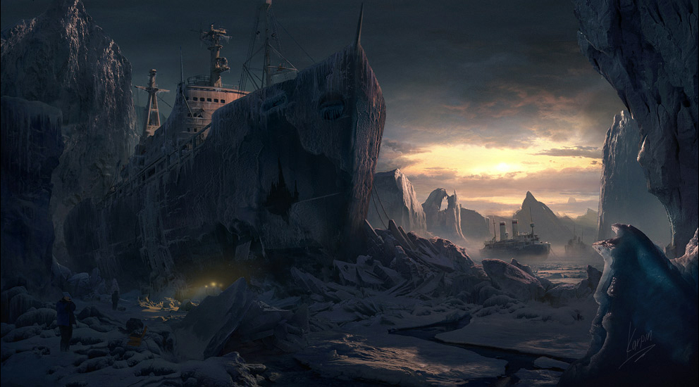 Digital art selected for the Daily Inspiration #1174