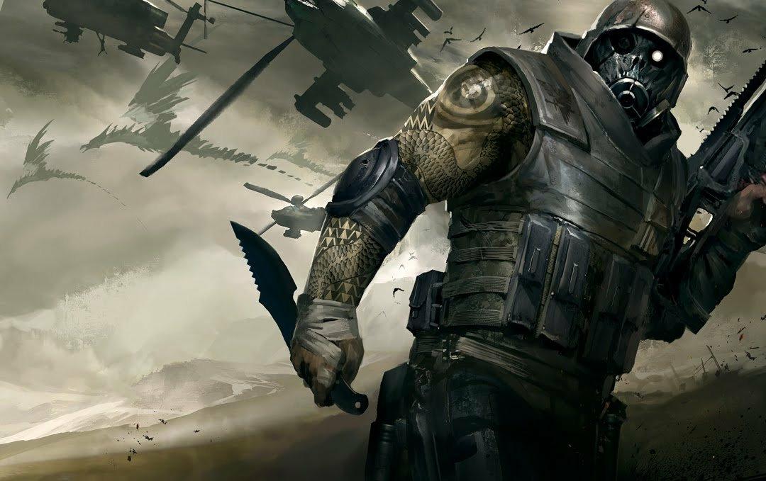 [Flashback] Le nouveau millénaire [Rip Hunter] Concept-Art-Kekai-Kotaki-The-Commando