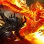 Fantasy Kekai Kotaki Fire Elemental