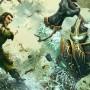 Fantasy Art Kerem Beyit Primal Halfling Counterattack