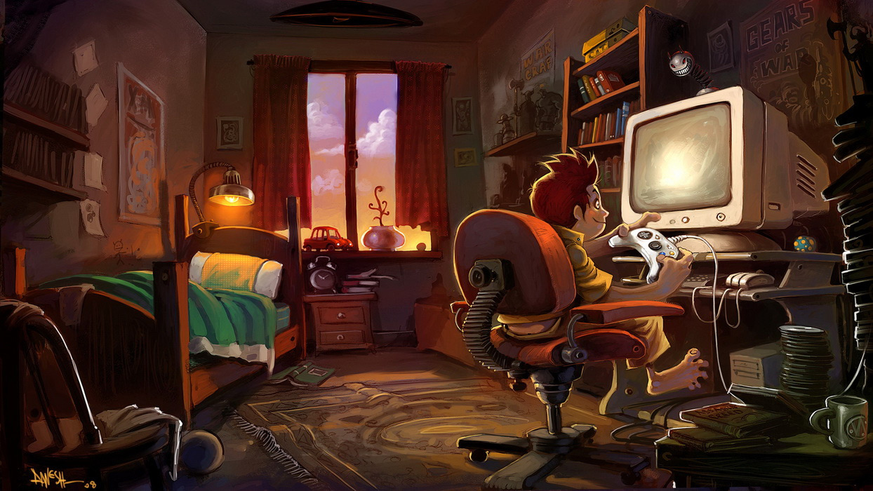 concept art childs bedroom and art rooms on pinterest