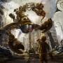 Sci-fi Art Cory Jespersen Steampunk Goliath