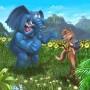 2D Art Camilo Cunha The Elephant And The Fox
