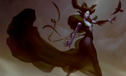 Fantasy Art: Maleficent