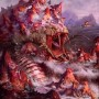 Fantasy Art Cole Eastburn Why do they call it Snake Mountain