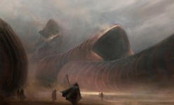 Sci-fi Art: Sandworms
