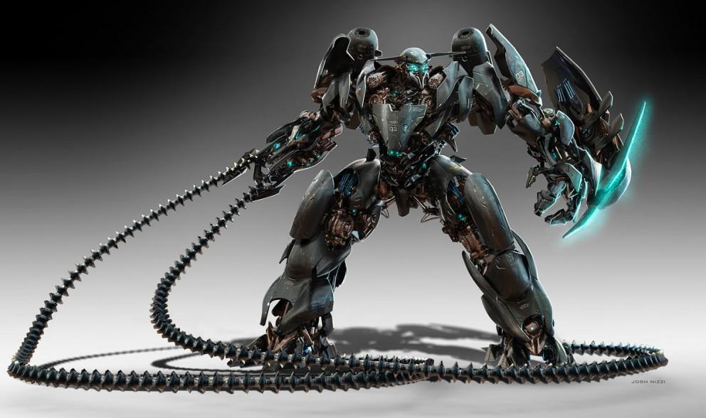 robot science fiction concept - photo #18