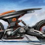 Concept Art Mike Hill Throttle