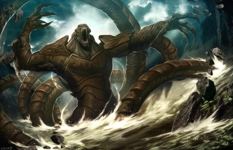 Hades Fantasy Art