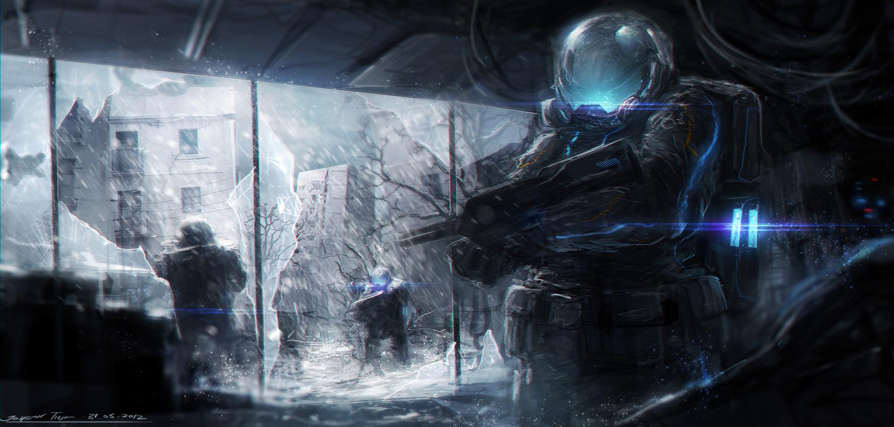 Солдаты арт 5