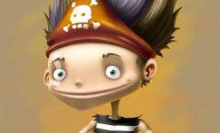 Little Pirate by Baratte Guillaume