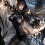 Sci-Fi Art Ng Fhze Yang Gun Slinger