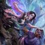 Fantasy Art Puppet_12345 Forest Banshee Revenge