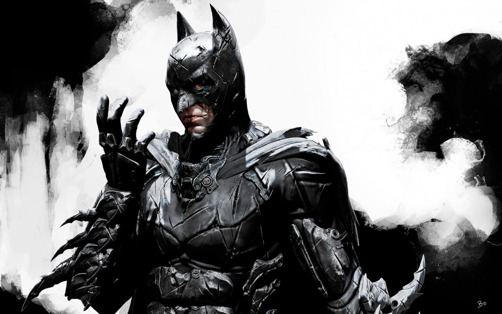 batman arkham city iphone 4 wallpaper