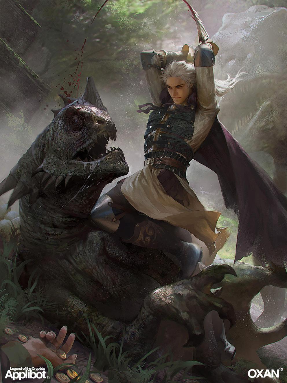 Goblin queen art of deep throat 8