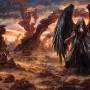 2D Art Laura Sava Azrael's Wrath