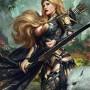 Fantasy Art Alex Negrea LotC Illustration
