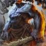 Fantasy Art Maxim Verehin Evil Beast