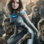 Sci-Fi Art Wang Song Alice