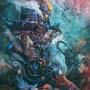 Fantasy Art Reynan Sanchez Ingval Chimera Commander