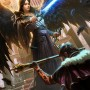 Fantasy Art Liang Xing Isis