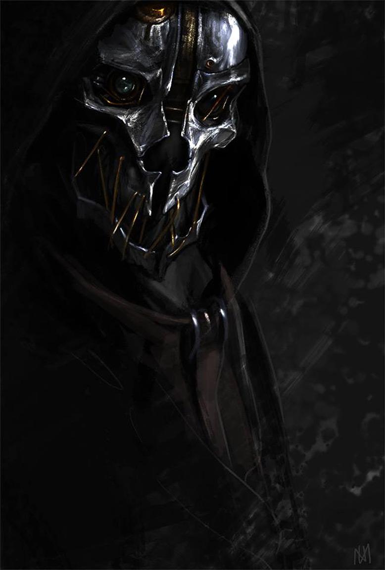 Character Image: Corvo Attano (Dishonored)