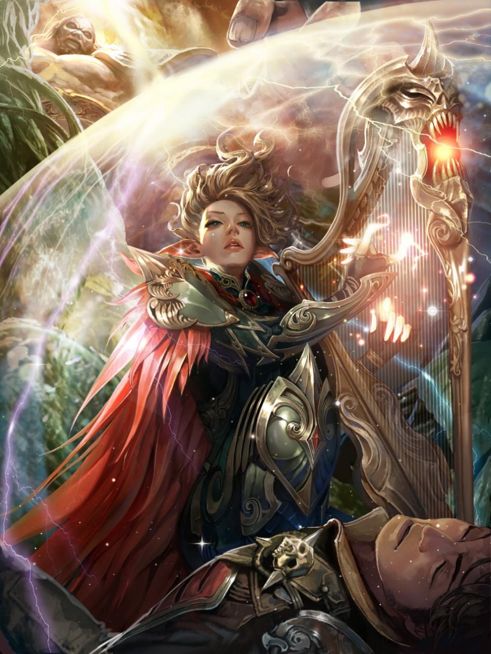 legends fantasy art - photo #21