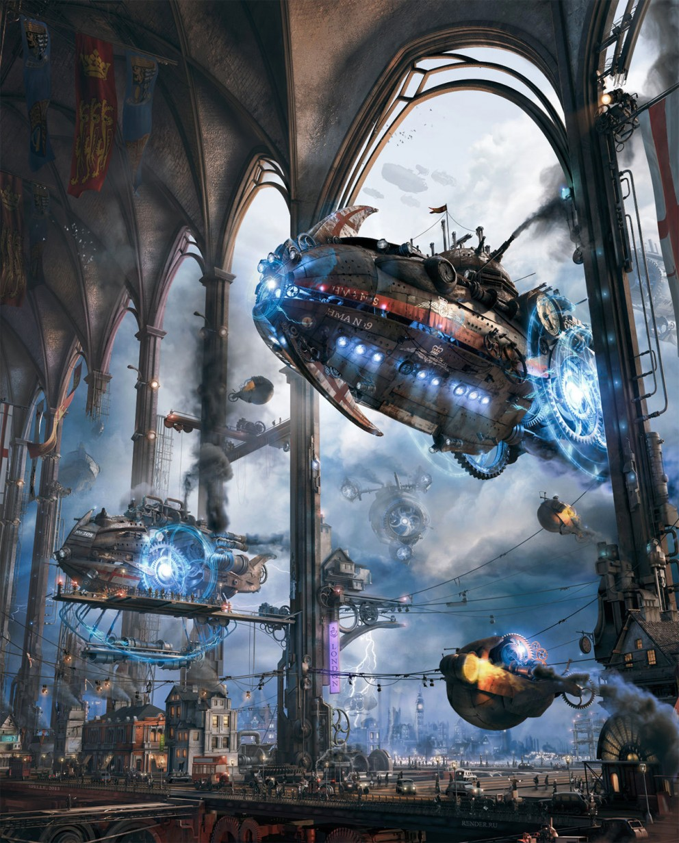 steampunk | Coolvibe - Digital ArtCoolvibe – Digital Art