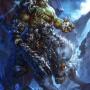 Fantasy Art Hua Lu Orc