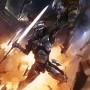 Sci-Fi Art Kai Lim Galaxy Saga Lance Wielder Regular