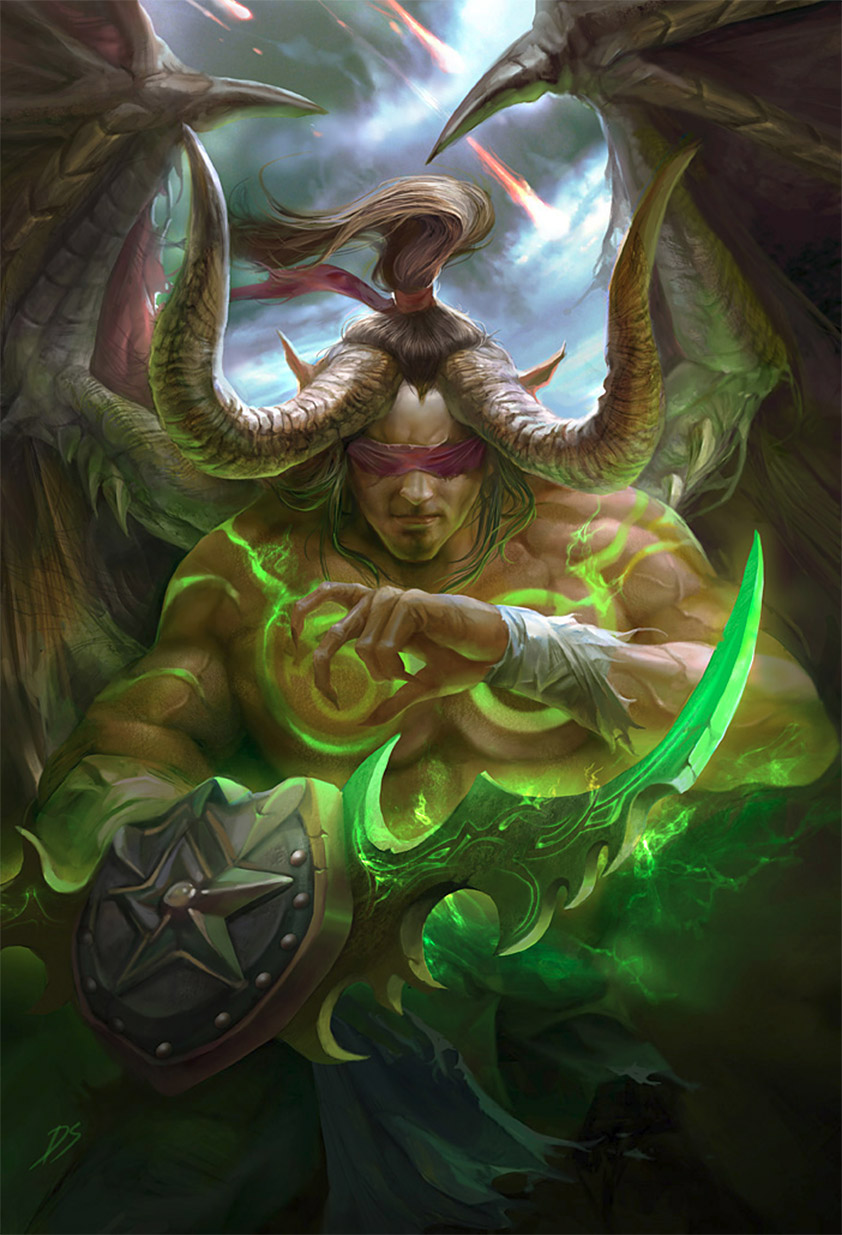 how to build a demon hunter 2.1