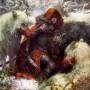 Fantasy Art Seb McKinnon Wolf Captain