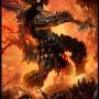 Fantasy Art Kashubo Ivan Darkness Cult Emperor