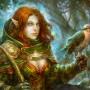 Fantasy Art Andrey Vasilchenko Elf Scout