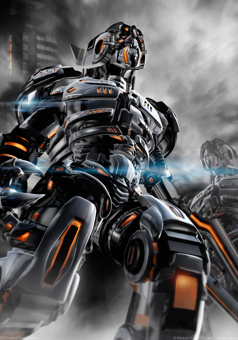 Sci Fi Transformer : D art beological transformers sci ficoolvibe