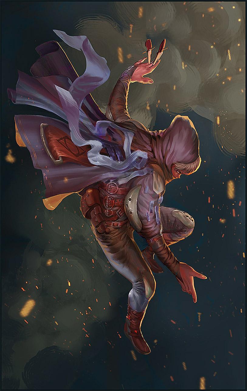 Concept Art: Assassin