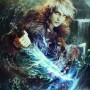 Fantasy Art Ania Mitura Water Hammer Elf