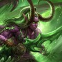 Video Game Art Sandara Illidan
