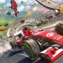 Video game art hakeem rafai mario f1