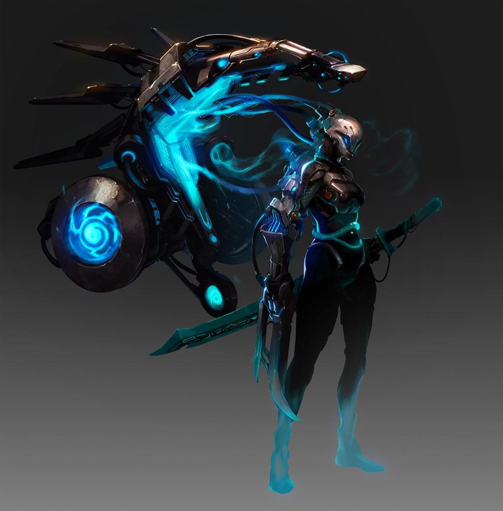 Sci-fi Art: Dominance War 5 Mini - 2D Digital, Concept art, Sci-fiCoolvibe  – Digital Art